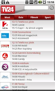 TV24 - screenshot thumbnail