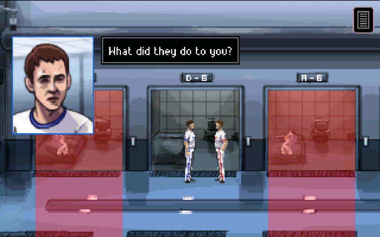 Gemini Rue screenshot #6