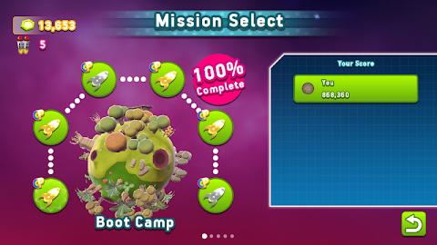 Space Ark THD Screenshot 2