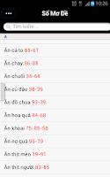 Screenshot of Xổ Số Siêu Tốc 1-Soi Cau Xo So
