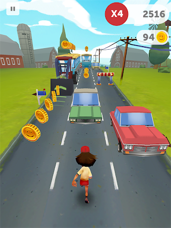 Run Forrest Run  Official Game 1.5.2 screenshot 38093