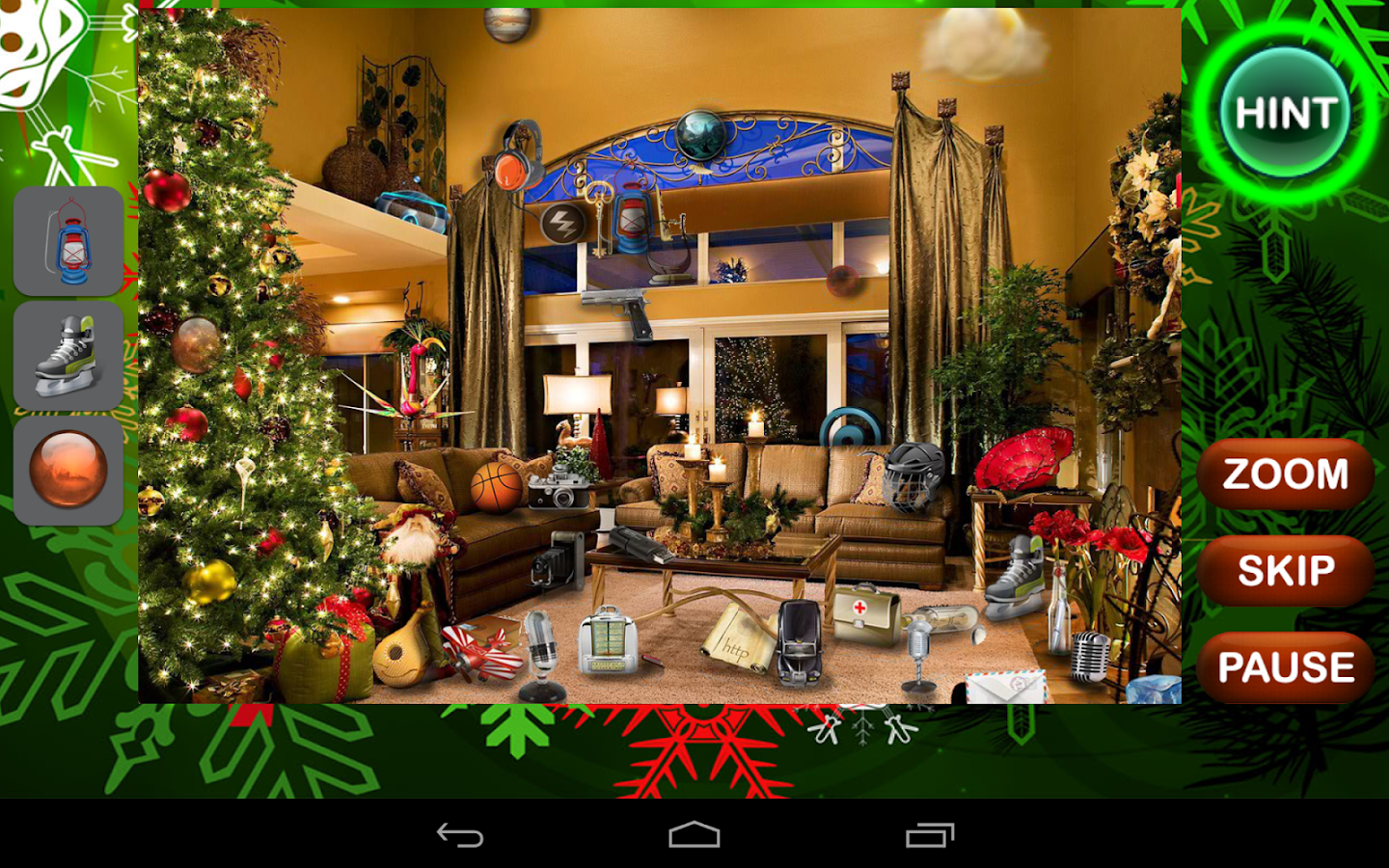 christmas hidden objects is xmas themed hidden object game enjoy ...