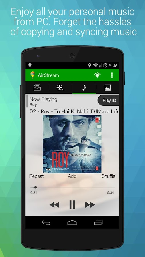 AirStream: Stream PC on mobile - screenshot