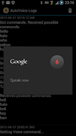 AutoVoice Screenshot 1