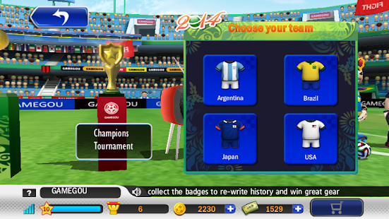 Perfect Kick - Football - screenshot thumbnail