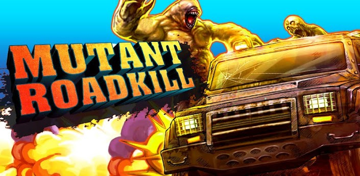 free download android full pro mediafire qvga tablet MUTANT ROADKILL APK v1.5.0 armv6 apps themes games application