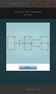 Matches Puzzles Game - screenshot thumbnail