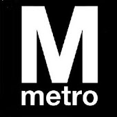 Washington Metro and City Map