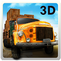 HILL CLIMB TRANSPORT 3D icon