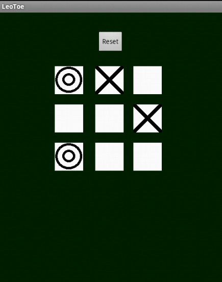 Tic Tac Toe - Game_O_Pedia - screenshot