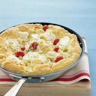 Tomato and Leek Frittata Recipe