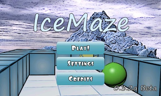 IceMaze Beta- screenshot thumbnail
