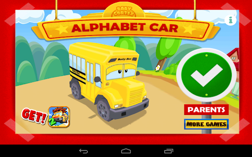 Alphabet Car Screenshot 10