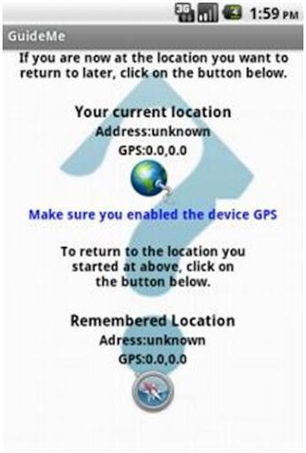 Guide Me GPS Navigator