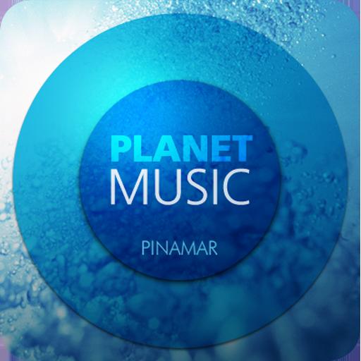 Planet Music Radio FM LOGO-APP點子