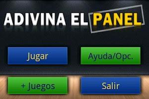 Screenshot of Adivina el Panel de la Ruleta