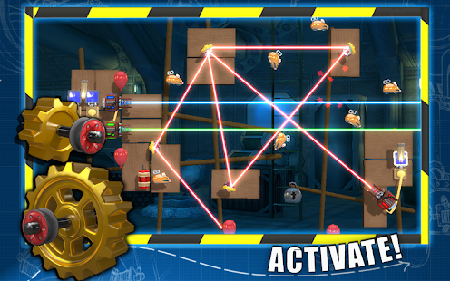 CrazyMachines GoldenGears Lite - screenshot thumbnail