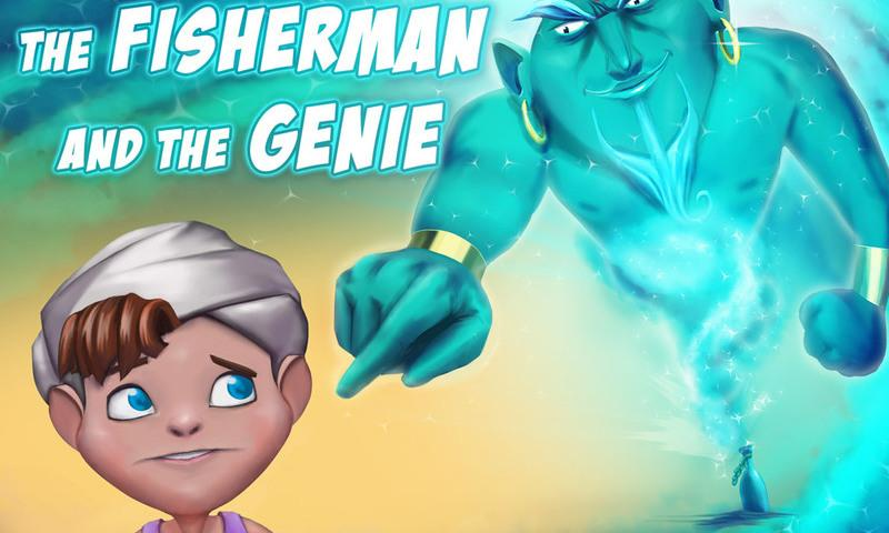 The Fisherman and the Genie APK 14 0 Download - Free Books