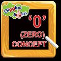 "Zero ""0"" Concept for LKG Kids"