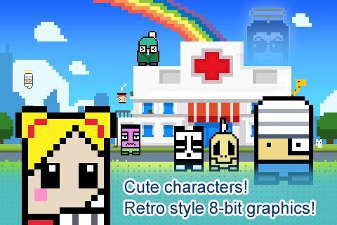 Pixel Hospital - screenshot