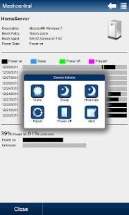 MeshCentral.com screenshot