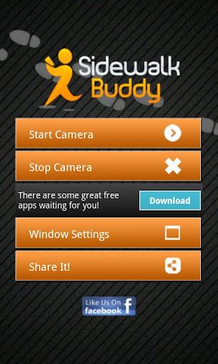 Hry zdarma Sidewalk Buddy   androidaplikace