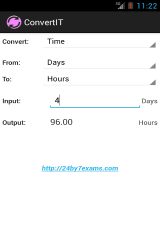 Convert IT from 24by7exams.com
