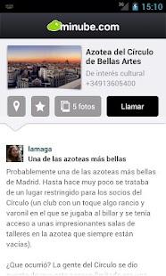 Madrid Guía de viajes offline: miniatura de captura de pantalla