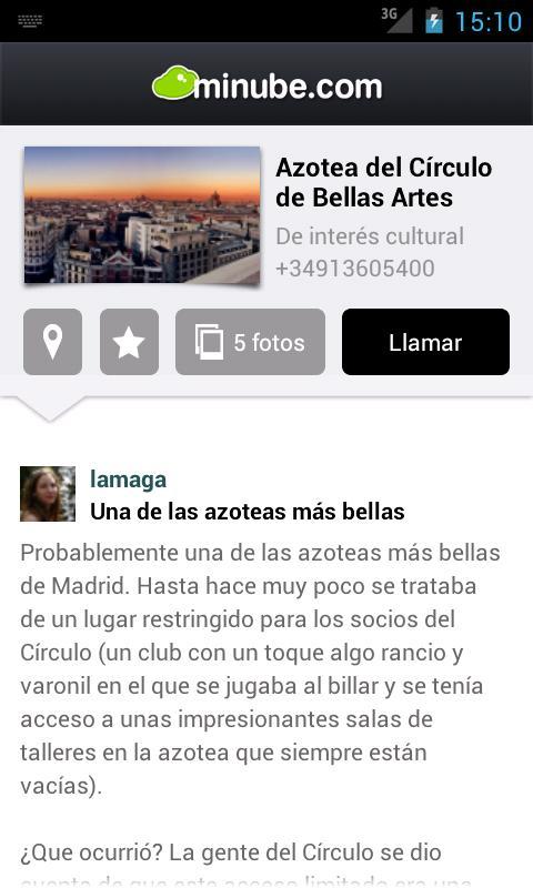 Madrid Guía de viajes offline - screenshot