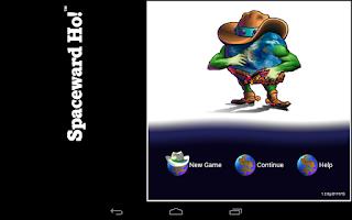 Screenshot of Spaceward Ho!