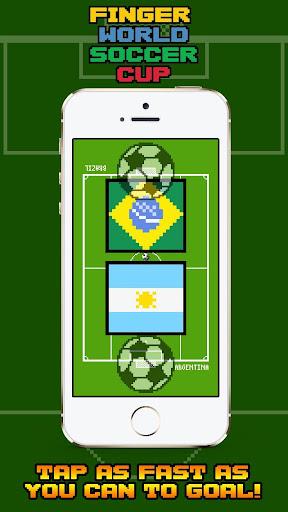 Finger World Soccer Cup