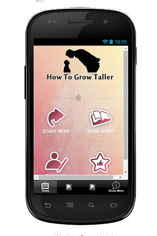 How To Grow Taller : Info