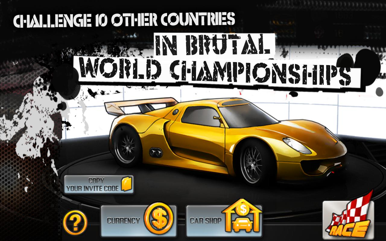 Furious Racing Worldchamp FREE - screenshot