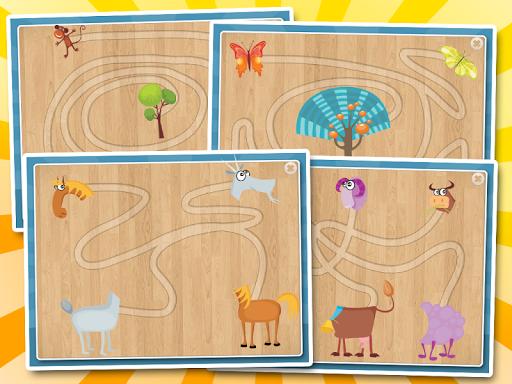 玩免費教育APP|下載動物の迷路 app不用錢|硬是要APP