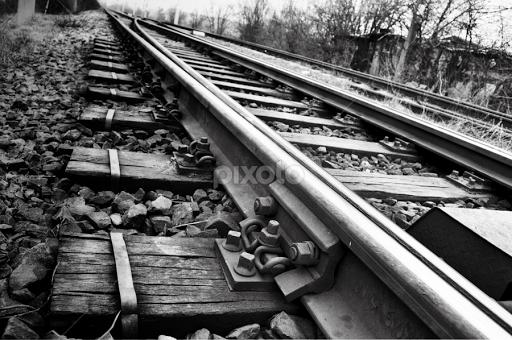 destination railway tracks transportation pixoto