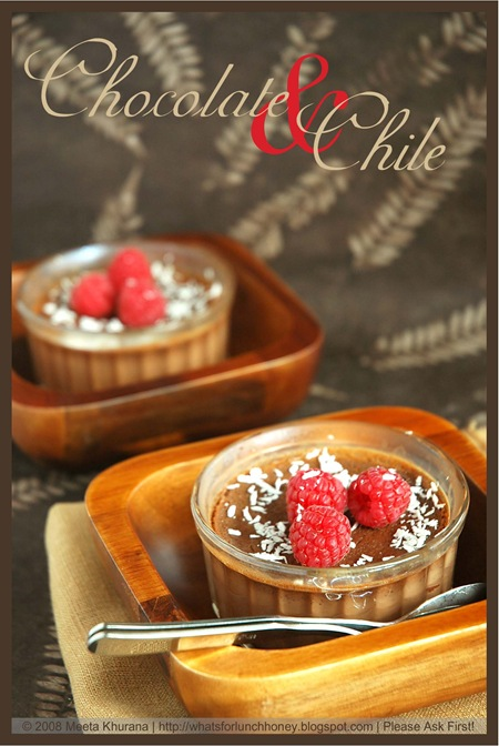 Choc Chile Pots Creme (01) by MeetaK