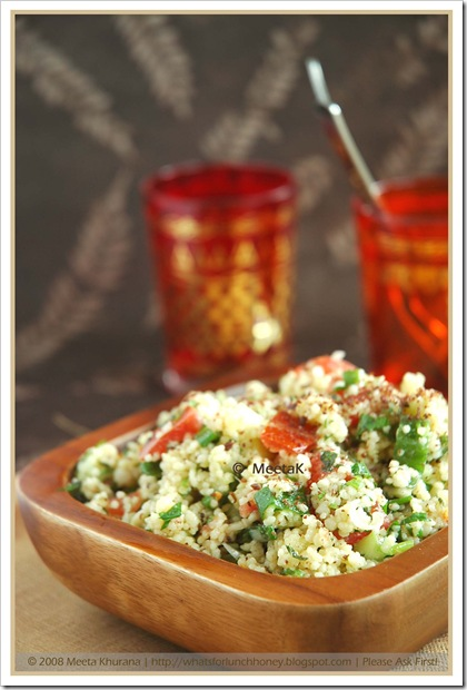 Coucous Salad (02) by MeetaK