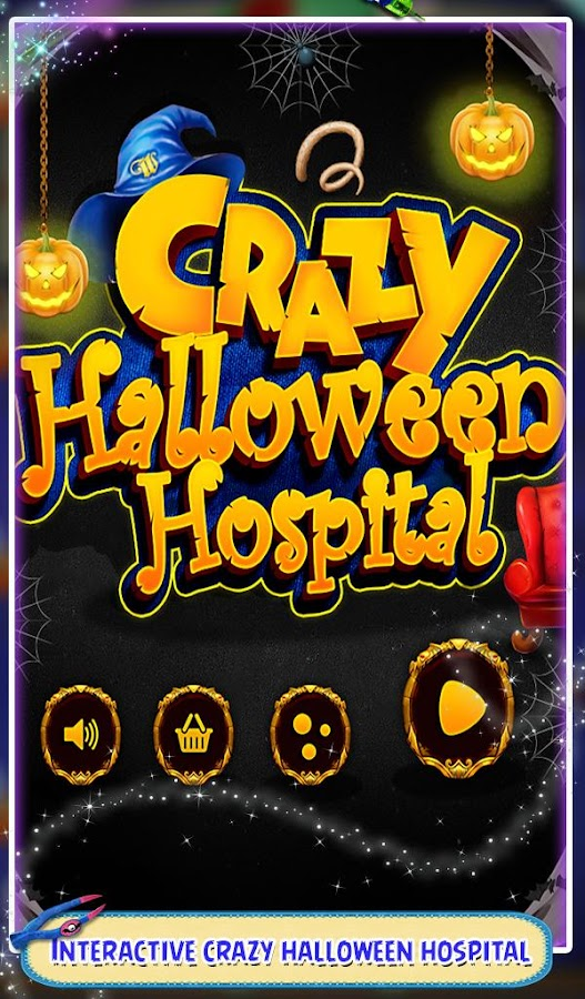 Crazy Halloween Hospital- screenshot