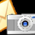 Picture Sender (no ads) logo