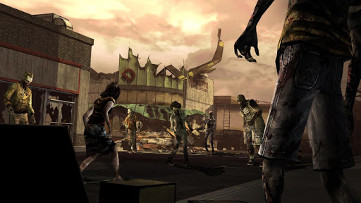 The Walking Dead: Season One  screenshots 13