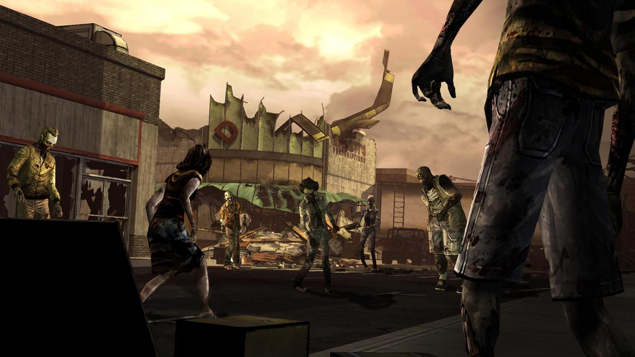 The Walking Dead: Season One screenshot #13
