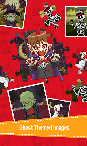 Jigsaw Puzzle Ghost Pack