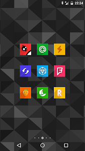 Easy Square - icon pack screenshot 18