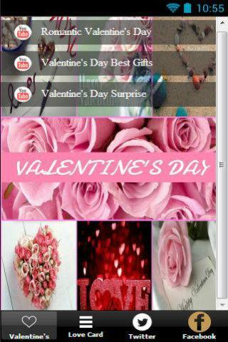 Valentine's Day - Card