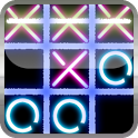 Tic Tac Toe Glow (No Ads) icon