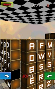 Word Cube match 3D - HaFun - screenshot thumbnail