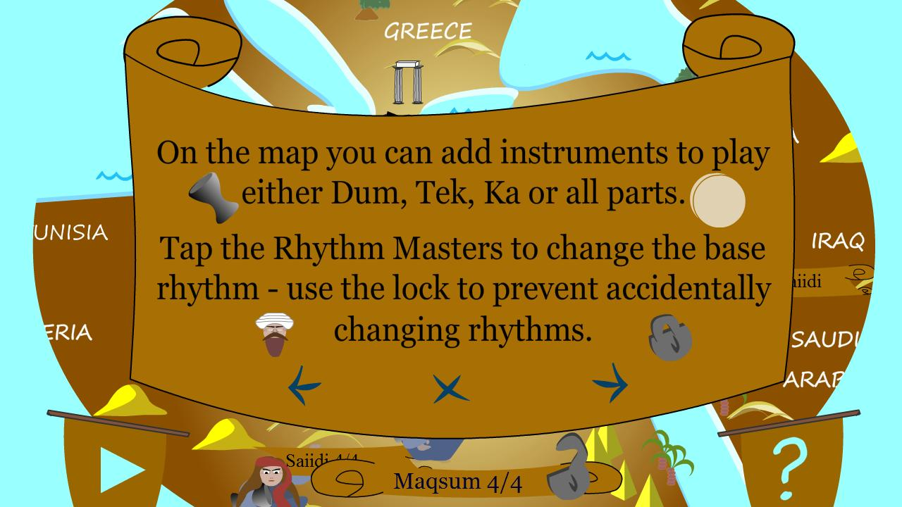 Rhythm Trek Lite - screenshot