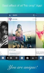 InstaSquare:size for instagram