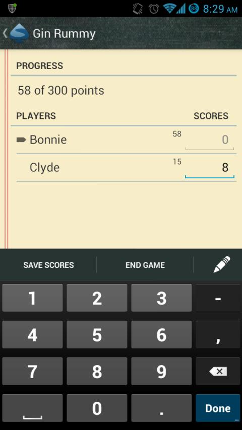 Score It Free- screenshot