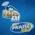 The House FM / Praise 88.7 logo